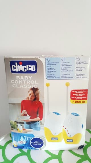 vigila bebes Chico interlocutor