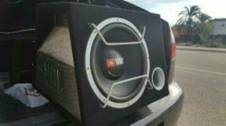 subwofer amplificador