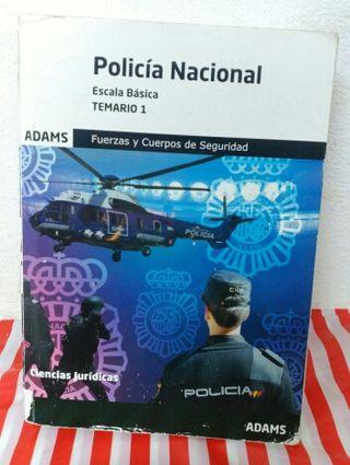 Tomo 1 Para Policía Nacional