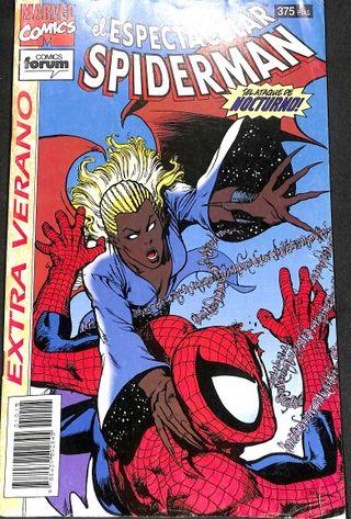EXTRA VERANO EL ESPECTACULAR SPIDERMAN1994