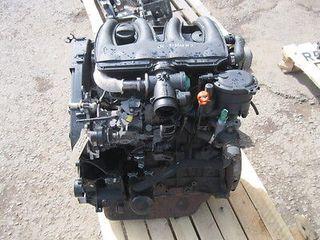 Motor 1.9d WJZ PSA