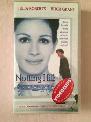 VHS Notting Hill