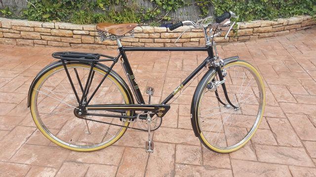 Bicicleta antigua BH Especial varillas