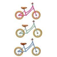 Bicicleta equilibrio aprendizaje clasica niño niña