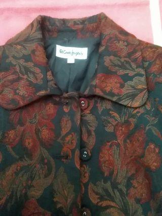 Blazer o chaqueta mujer 40-42.El Corte Inglés.