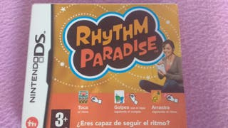 Rhythm Paradise NDS