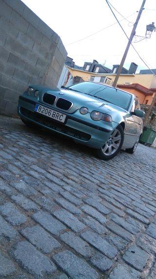 BMW 320 D E46 COMPACT