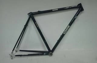 Cuadro clasico Bicicleta look kg 166 azul