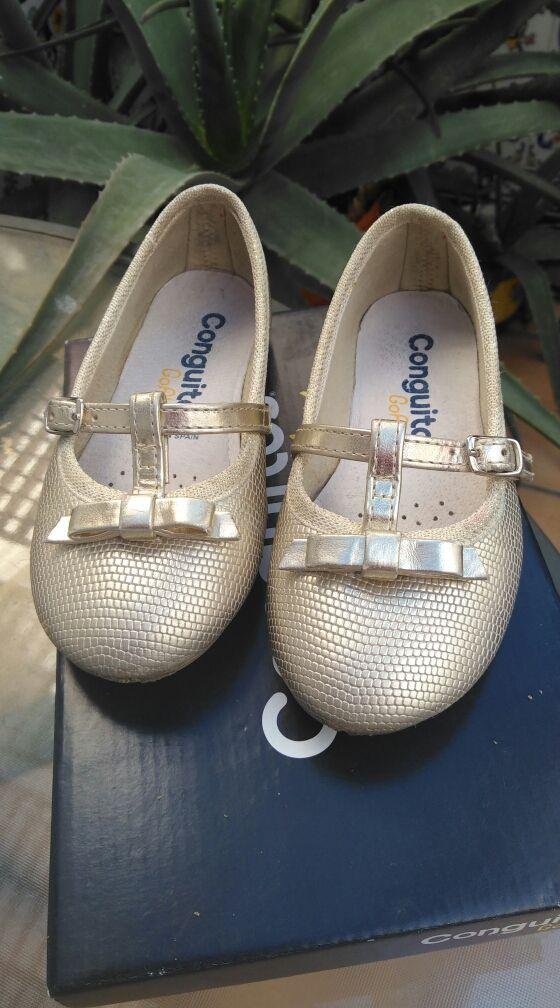 Zapatos d niñas marca conguitos