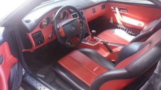 Mercedes-benz CLK 230 kompresor
