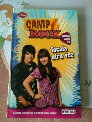 Libro Camp Rock