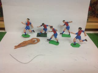 Vendo futbolistas Barcelona Cf jecsan Comansi