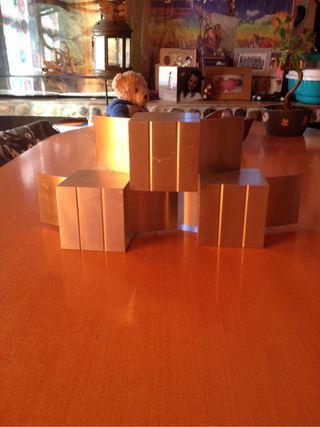 Lamparas aluminio