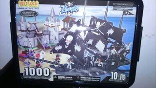 barco pirata+castillo