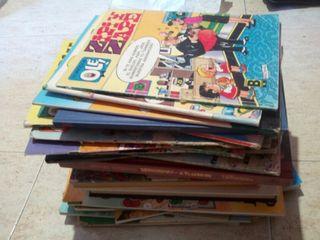 Comics variados Mortadelo y otros