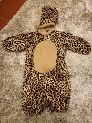 disfraz de leopardo ni@s