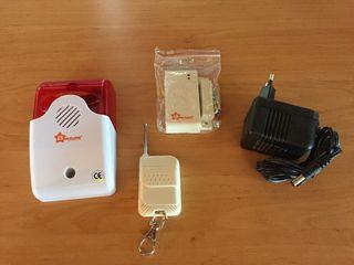 Mini alarma Asecure Flash
