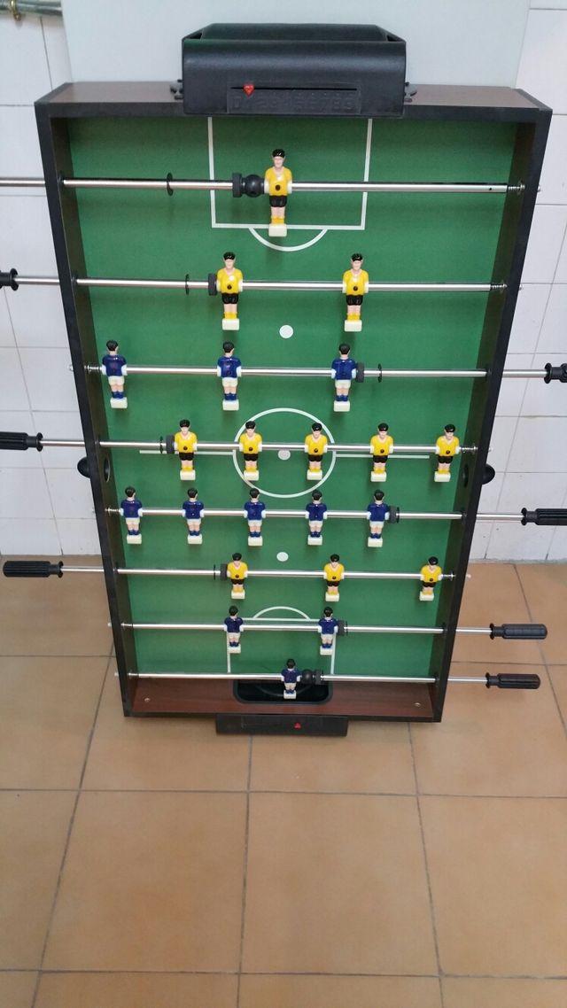 futbolin de mesa
