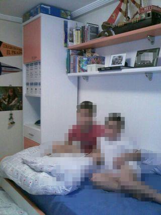 Mueble juvenil de segunda mano por 180 en madrid wallapop for Wallapop madrid muebles