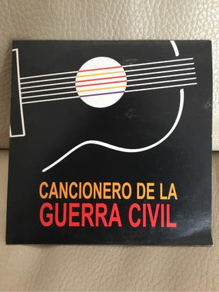 Cancionero GUERRA CIVIL