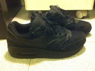 Nike Air Max Negras