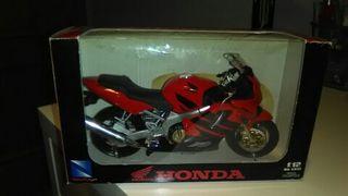 Maqueta 1:12 Honda CBR 600