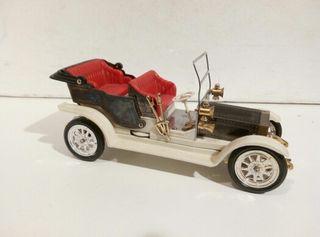 Coche radio decoracion Rolls Royce