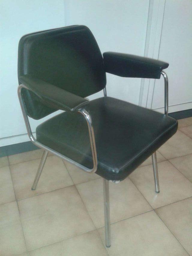 duo de sillas confidente para mesa de despacho de segunda
