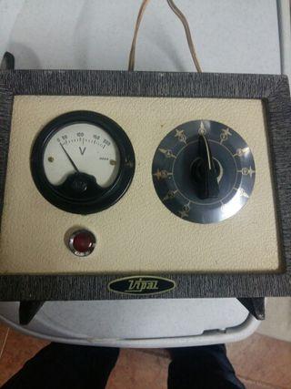 Tranformador de corriente antiguo