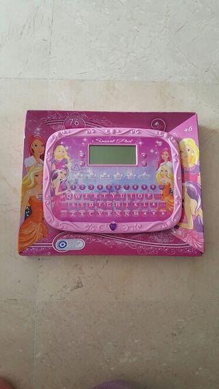 tablet de aprendizaje niñas