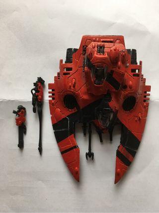 Warhammer 40k - Eldars
