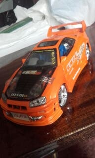 NISSAN SKYLINE 1:24 KENTOYS