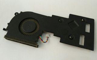 Ventilador disipador CPU portatil