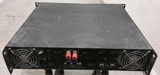 Etapa de potencia audio