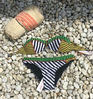 Bikini rayas nuevo!