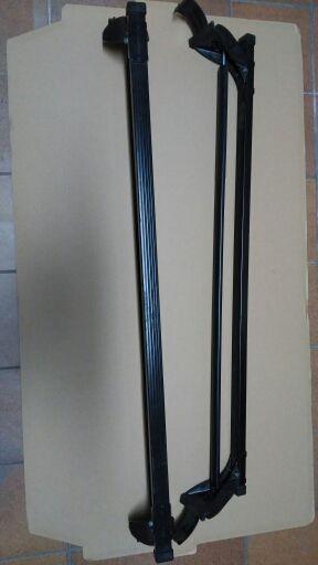 Barras de techo Cruz Toyota Corolla