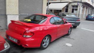 Hyundai Coupe 2000.