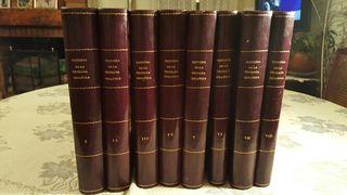 Coleccion libros: HISTORIA DE LA CRUZADA ESPAÑOLA
