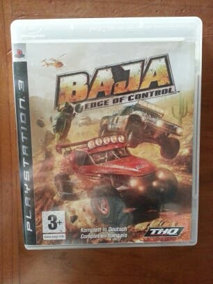 Baja: Edge of control (PS3)