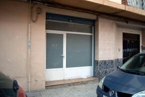 Alquiler bajo local Alfafar comercial - oficina