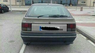 Renault 19 txe 1720cc 1989