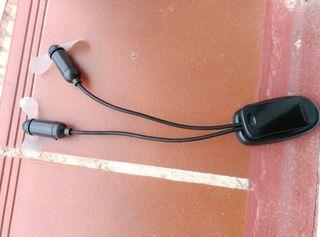 ventilador doble aspa y pinza