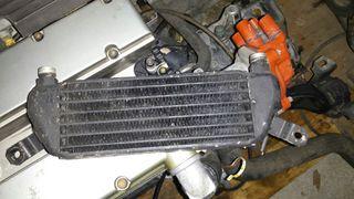 radiador aceite Opel Calibra