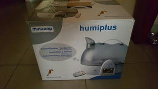 humificador ionizador