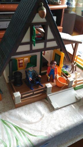 Playmobil Casa del guarda