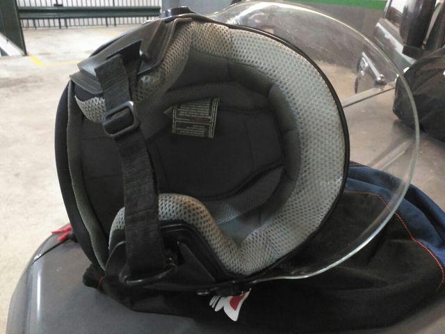 casco Jet ls2 homologado M
