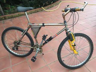 Bicicleta adulto de montaña 21 velocidades