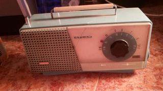 Radio antigua año 70