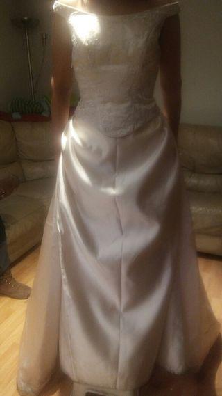 vestido de novia cortos de segunda mano en san sebastián de los