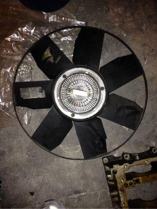 Viscoso ventilador bmw m47